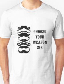 Moustaches T-Shirt