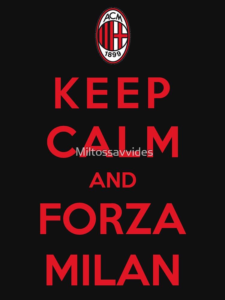 Keep Calm And Forza Italia