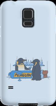Penguin bar by Nathan Joyce