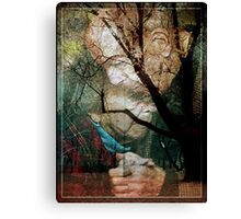 Still Dancing in the Autumn of Life Canvas Print
