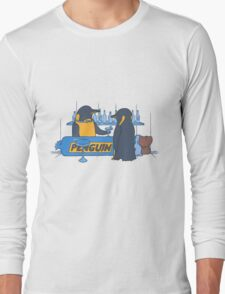 Penguin bar Long Sleeve T-Shirt