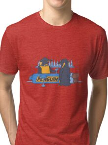Penguin bar Tri-blend T-Shirt