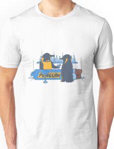Penguin bar Unisex T-Shirt