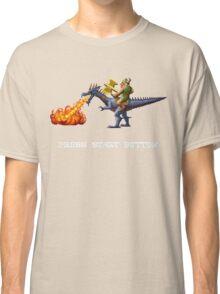 Golden Axe Pixel Style- Retro DOS game fan shirt #2 Classic T-Shirt