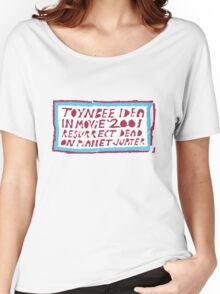 Toynbee tile Women's Relaxed Fit T-Shirt