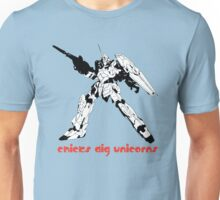 Chicks Dig Unicorns Unisex T-Shirt
