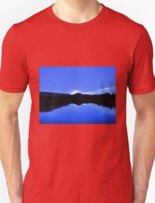 Blue Mirror Lake T-Shirt