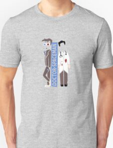 Doctor Spacemen Unisex T-Shirt
