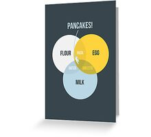 Pancake! Greeting Card