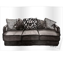 If My House Were a Couch Poster