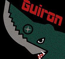 Guiron - Black by scribbledeath