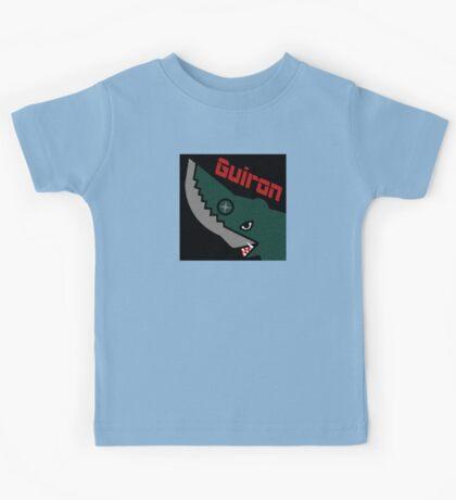 Guiron - Black Kids Tee