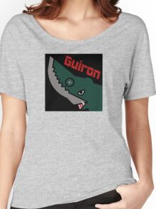 Guiron - Black Women's Relaxed Fit T-Shirt