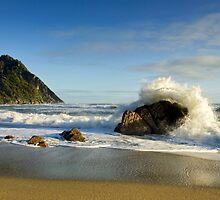 Scotts Beach. by Michael Treloar