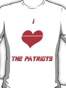 I <3 The Patriots T-Shirt