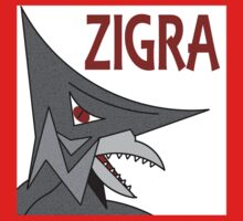 Zigra - White  One Piece - Short Sleeve