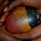 Painted Rock by The Street Child Project