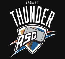 Asgard Thunder One Piece - Long Sleeve