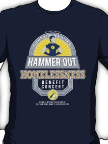 Hammer-Out Homelessness T-Shirt