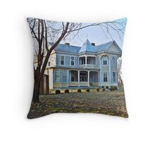 Victorian In New Market Throw Pillow