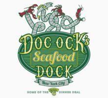 Doc Ock's Seafood Dock Kids Clothes