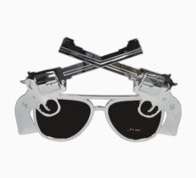 Gun glasses by lightenes