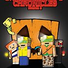 Minecraft Chronicles Season 2 by BaronVonRosco