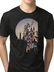 Adventures in Robinsitting Tri-blend T-Shirt