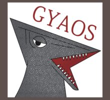 Gyaos - White Kids Clothes