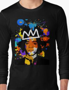 BASQUIAT Long Sleeve T-Shirt
