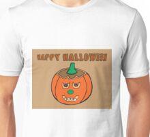 Jack O Lantern - Halloween Pumpkin Unisex T-Shirt