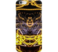 Panorama Light Painting Abstract UFA 2015 #3 iPhone Case/Skin