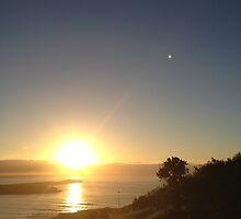 Sunrise - Port Kembla, Australia (Portrait) by Lucas82