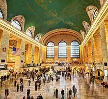 Grand Central Terminal by Shari Mattox-Sherriff