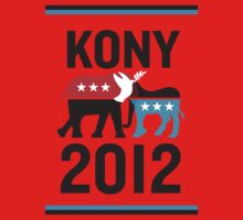 KONY 2012 - Poster Design v2 [HQ] by Dope Prints