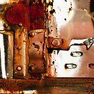 Rusty Latch by Lisa G. Putman