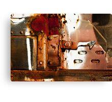 Rusty Latch Canvas Print