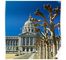 San Francisco - unplanned. Poster