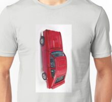 red toy car  Unisex T-Shirt