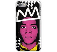 Basquiat 2 iPhone Case/Skin