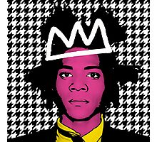 Basquiat 2 Photographic Print