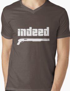 Omar. Indeed. Mens V-Neck T-Shirt