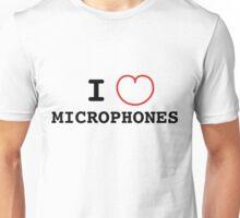 I Love Cardioid Unisex T-Shirt