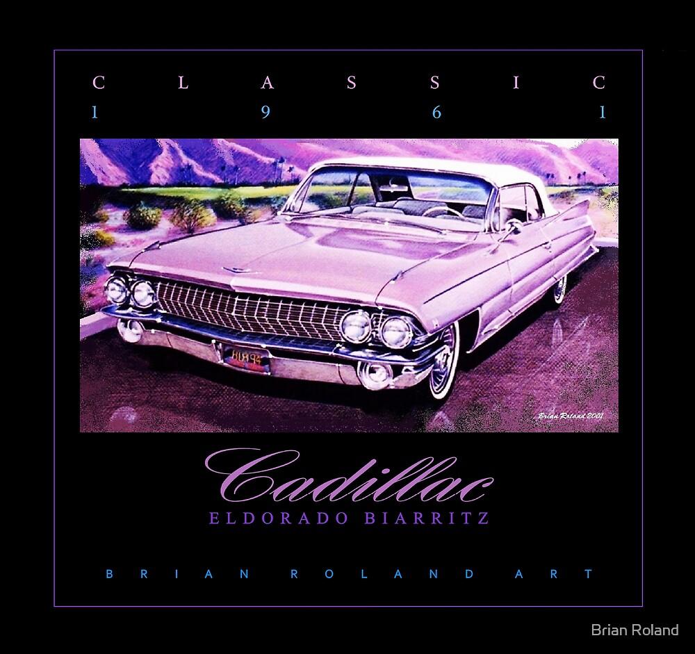 1961 Cadillac Eldorado Biarritz Convertible ver 2 by brianrolandart