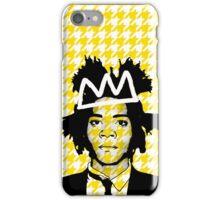 Basquiat 3 iPhone Case/Skin