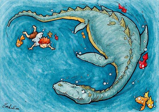 in the Deep by Michaela Blassnig