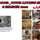 "BANNER TOP TEN ""INDOOR YOUR LIVING SPACE""I arrived in third place whit ""a coffee table and serenelle""---- by Guendalyn"