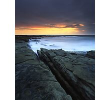 """Written in Waters"" ∞ Caloundra, QLD - Australia Photographic Print"