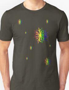 LGBT Snow Flakes T-Shirt