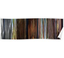 Moviebarcode: Sequence from Up (2009) Poster